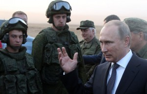 International Law & Russia's Intervention in Syria