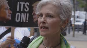 Jill Stein began her political career as an environmental activist in the late 1990s.