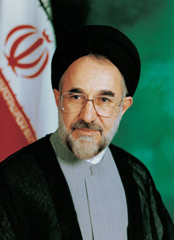 The struggle between the reformists and traditionalists within Iran reached its peak during the presidency of Mohammed Khatami.