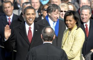 Political Communication in President Obama's 2009 Inaugural Address