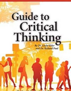 Eight Essential Habits of effective Thinkers