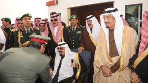 Saudi Arabia has pursued an active foreign policy in the Middle East.