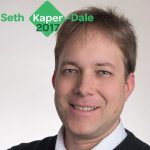 Pastor Seth Kaper-Dale is the Green Party candidate and proposes a progressive platform to the left of Phil Murphy.