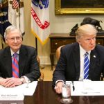 President Donald Trump continued to criticize Senate Majority Leader Mitch McConnell (R-KY) due to the failure of the Obamacare repeal.