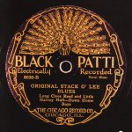 Black Patti is the rarest of the pre-war Blues 78 RPM labels and many of its records have sold for as much as $50,000