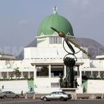 The National Assembly is the main legislative body of Nigeria
