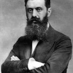 Theodor Herzl was one of the founders of Zionist political thought during the late 19th Century.