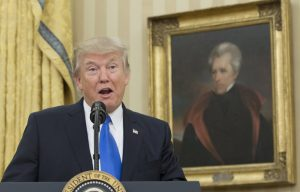 """Trump's Remarks on Andrew Jackson"" Article Response"