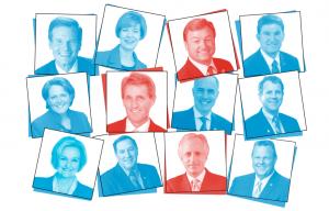 2018 US Senate Race List