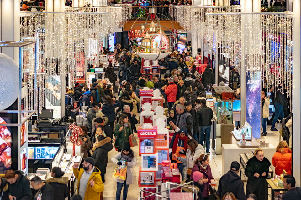 Preliminary Black Friday Sales Reports Reveal That Online Sales Brought In A Record 6 Billion In The Us Our Politics