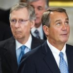 House Speaker John Boehner and Senate Majority Leader Mitch McConnell are the two leading opponents of the PPACA