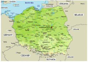 poland-physical-map