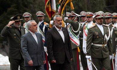 The Revolutionary Guards is the elite branch of the Iranian military and has had an increasingly influential role in Iranian politics over the past 20 years.
