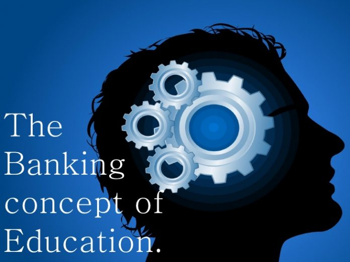 Banking theory of education