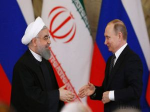 Iran has sought to increase economic and political ties with countries such as Russia over the past two decades.
