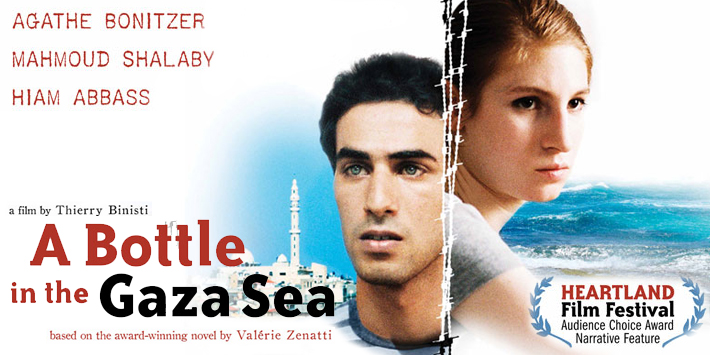 """A Bottle in the Gaza Sea"" Film Review"