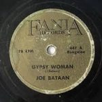 "Joe Bataan's 1968 hit ""Gypsey Woman"" is the last known 78 RPM record issued in the US."