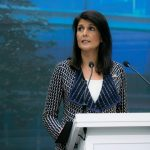 Several members of the Trump Administration such as UN Ambassador Nikk Haley have been pushing the President to not re-certify Iranian compliance in the 2015 nuclear deal.