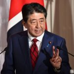 Japanese Prime Minister Shinzo Abe condemned North Korea's missile test and has pledged to work with the Trump Administration to formulate an effective response.