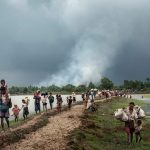The campaign against the Rohingya Muslims by the Myanmar government continued unabated this week.