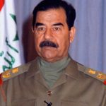 The government of Iraq under the leadership of Saddam Hussien (1968-2003) is considered to be an embodiment of Hobbesian social contract theory.