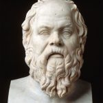 The ancient Greek philosopher Socrates is considered to be the founder of social contract theory.