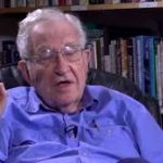 The American philosopher and linguist Noam Chomsky is a major proponent of the ideas and principles surrounding left-libertarianism
