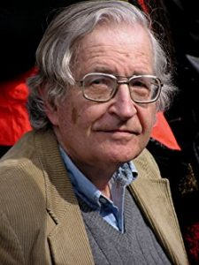 Noam Chomsky: Philosophy, Anarco-Syndicalism, and Truth to Power