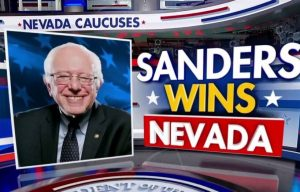 Bernie Sanders Wins Nevada Democratic Caucuses