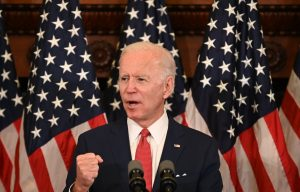 Presumptive Democratic Nominee Joe Biden Denounces President Trump For Response To Protests Over Racism & Police Brutality